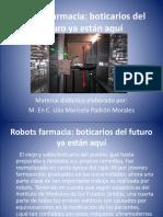 Robots Farmacia