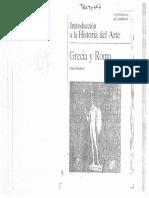 Woodford - Introduccion a La Historia Del Arte - Grecia y Roma