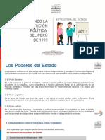 Conociendo La Constitución Política Del Perú (Parlamento Joven)