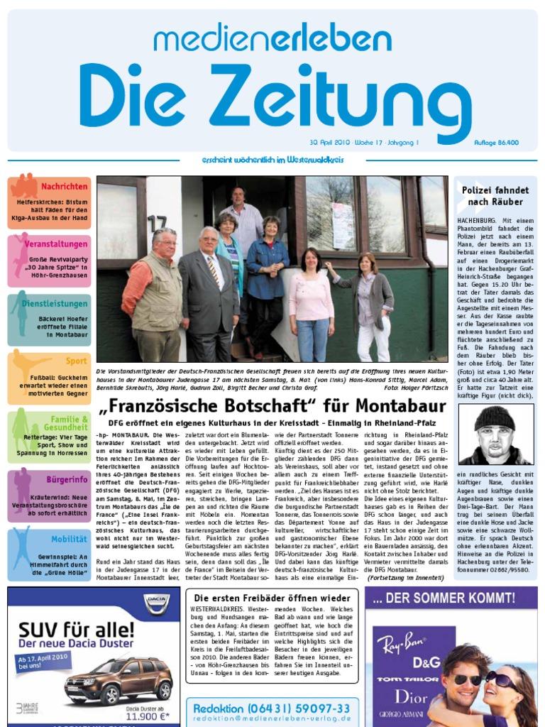 Westerwälder-Leben / KW 17 / 30.04.2010 / Die Zeitung als E-Paper