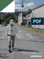 Reflections in Fukushima Reflections  in Fukushima
