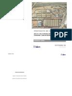 p.r.i. Hierros Turia Octubre 08 - Pliego de Condiciones