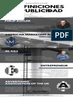 5 Definiciones de Publicidad [Advertising]