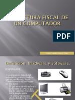 Estructura Fiscal de Un Computador