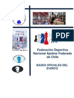 Bases Panamericano Ajedrez Juventud 2018