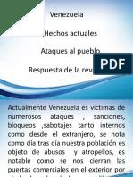 bloqueo venezuela