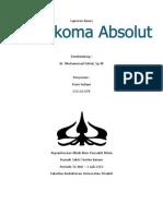 Glaukoma Absolut - Presentasi Kasus