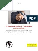Acusadorprivado eBook Juridico PDF Colombia Legal Corporation