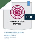 Protocolos 3g - Comunicaciones Móviles