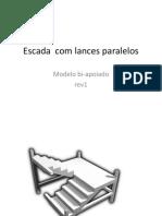2015 Escada Ex1 Vaos Paralelos