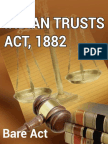 Indian Trust Act 1882