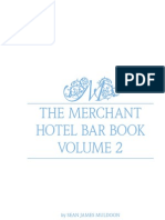 Merchant Bar Book Vol II Pt 2