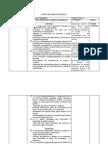 Matriz de Planificación Anual Lenguaje Quinto Año