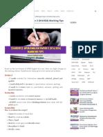 UPSR English Paper 2 (014_024) Marking Tips