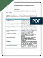 Diagnostico de Competencias Desde La Ingenieria Pedagogica