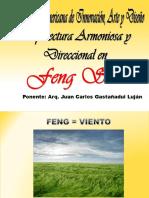 Conferencia Feng Shui Eliad