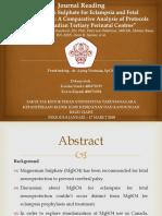 PPT Journal Kevin Keisha brainprotection Preeclampsia