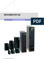MM440 Lista de Para Metros