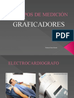 EQUIPOS DE MEDICIÓN GRAFICADORES