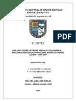Universidad Nacional de Ancash Santiago Antúnez de Mayolo