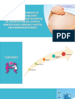 Presentación  Tesis hospitales y maternidad con preclansia