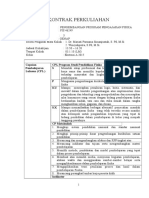 Kontrak P3Fis