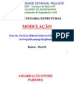 Alv. Estrutural - Modulacao