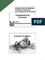 5. Analisis Economico
