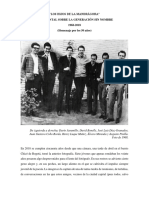 Presentación Proyecto Los Hijos de La Madrágora