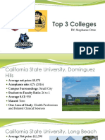 avid top 3 colleges