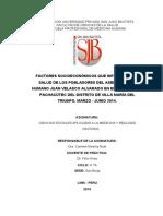 Estudio de Investigación Sociales 07junio