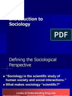 Intro to Sociology