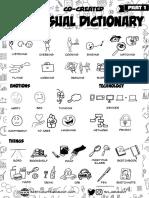 SketchnoteHangout.com Co-created Visual Dictionary