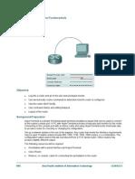 lab2_RouterFundamental
