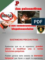 1.- sustancias psicoactivas