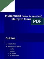 2Muhammad Pbuh - Mercy to Mankind