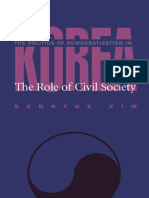 The Politics Of Democratization In Korea.pdf