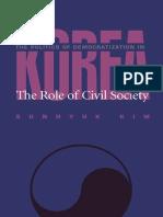 The Politics Of Democratization In Korea.pdf