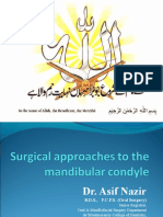 10-surgicalapproachestothemandibularcondyle-170311124624