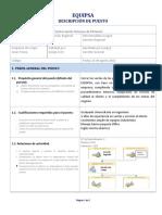 DP Ejecutivo de Ventas Sistemas de Filtracion