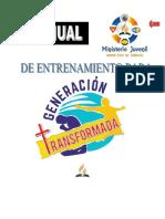 Manual Para Directores de Jovenes 2016