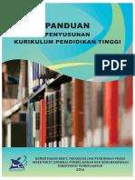 Panduan Penyusunan Kurikulum PT Tahun 20161