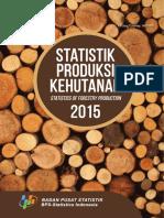 48335 ID Statistik Produksi Kehutanan 2015