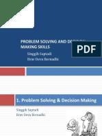 Problem Solving & Decision Making-1_UNDIP