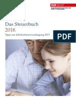 Steuer Buch 2018