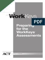 ACT - WorkKeys Prep (2006)