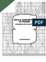 Gerald Marisch. The W.D. Gann Method of Trading.pdf