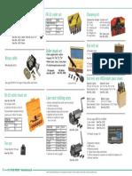 WM18 Mill Accessories