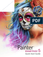Painter Essentials Quick Start Guide