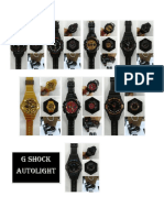 g Shock Autolight